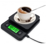 5kg stainless steel coffee scale kitchen food scale