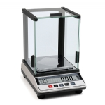 Large LCD Display RS232 High Precision 0.01g Weighing Analytical Counting Balance