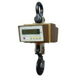 Industrial digital crane scale 2000kg electric crane scale wireless  OCS-LCD-XZ2