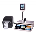 Label Printing Scale ACS-HPC