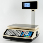 Label printing scale LP-60