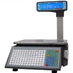 Digital barcode label printing scale LP-16LD