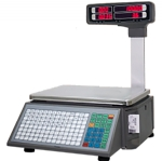 Barcode label printing scale LP-16LE